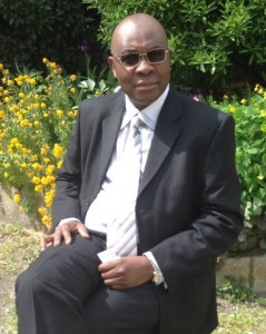 Kalamba Nsapo au salon du livre