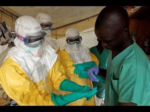 protection ebola