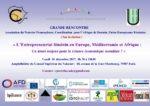 RP Affiche et Programme Rencontre CADE ANF UEF entrepreneuriat féminin